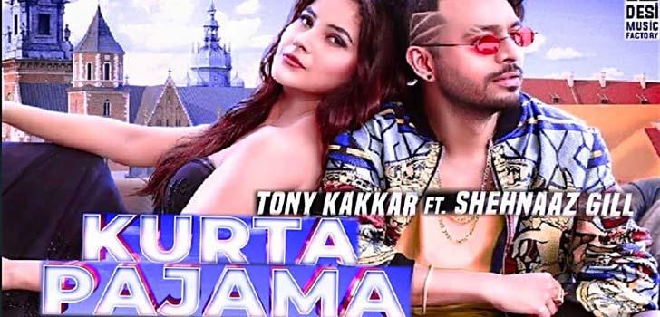Kurta Pajama Lyrics by Tony Kakkar