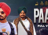 Paapi Lyrics by Sidhu Moose Wala and Rangrez Sidhu