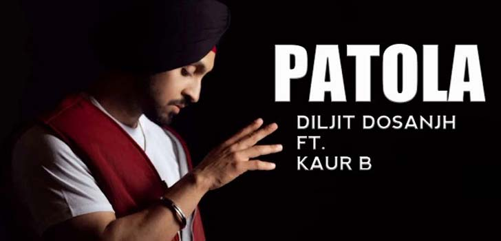 Patola Lyrics by Diljit Dosanjh