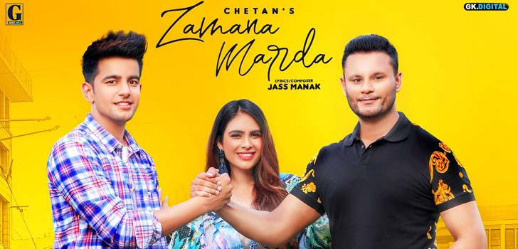 Zamana Marda Lyrics by Chetan