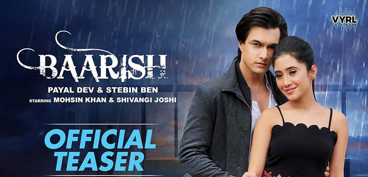 Baarish Lyrics by Payal Dev