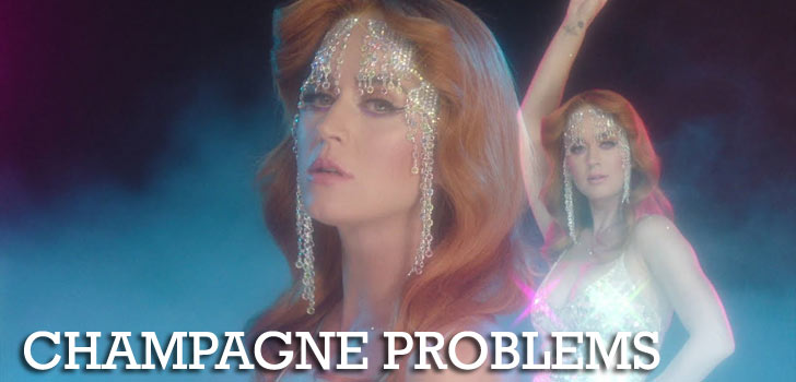 Champagne Problems Lyrics by Katy Perry