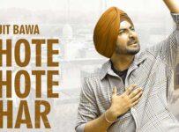 Chote Chote Ghar Lyrics by Ranjit Bawa