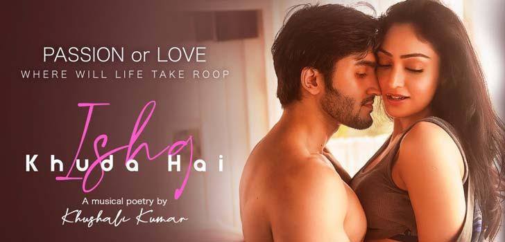 Ishq Khuda Hai Lyrics by Tulsi Kumar