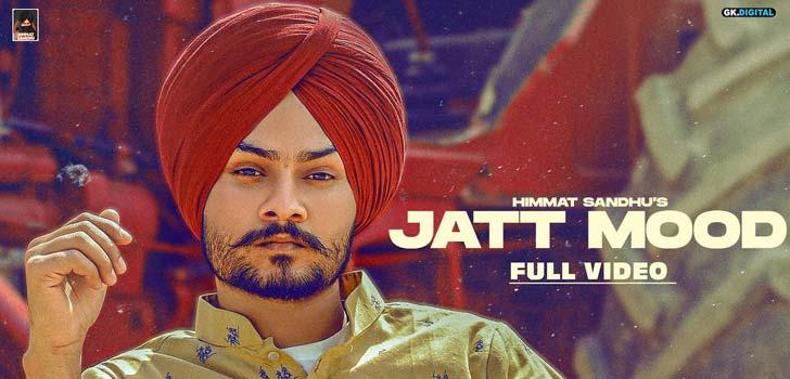Jatt Mood Lyrics by Himmat Sandhu