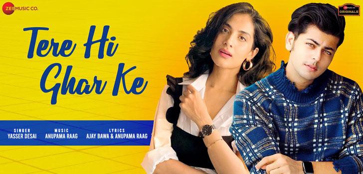 Tere Hi Ghar Ke Lyrics by Yasser Desai