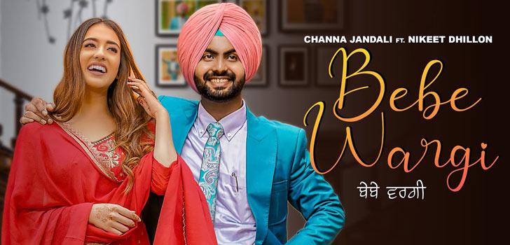 Bebe Wargi Lyrics by Channa Jandali