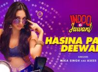 Hasina Pagal Deewani Lyrics from Indoo Ki Jawani