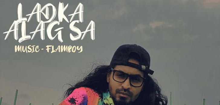 Ladka Alag Sa Lyrics by Emiway