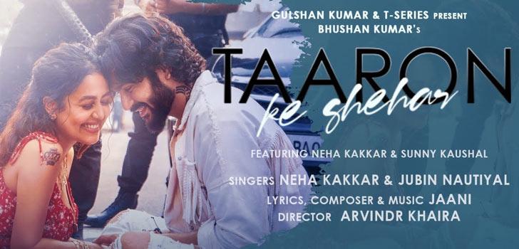 Taaron Ke Shehar Lyrics by Neha Kakkar