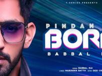 Pindan De Born Lyrics by Babbal Rai