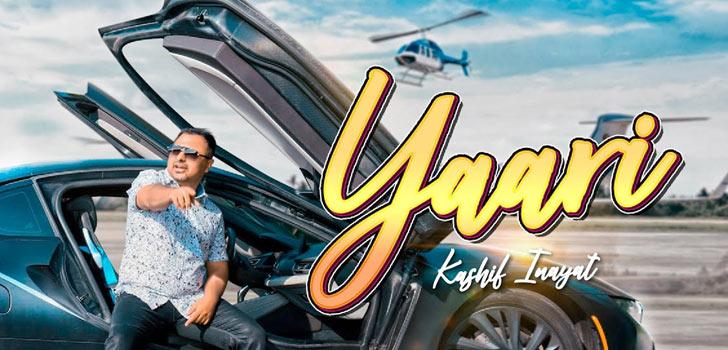 Yaari Lyrics by Kashif Inayat