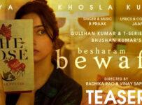 Besharam Bewaffa Lyrics by B Praak