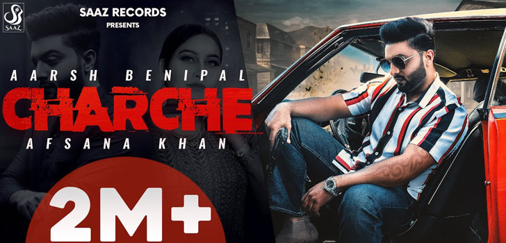 Charche Lyrics by Aarsh Benipal
