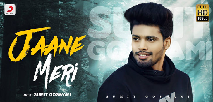 Jaane Meri Lyrics by Sumit Goswami