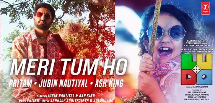 Meri Tum Ho Lyrics from Ludo