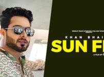 Sun Fer Lyrics by Khan Bhaini