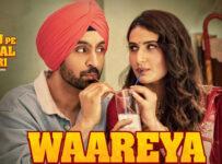 Waareya Lyrics from Suraj Pe Mangal Bhari
