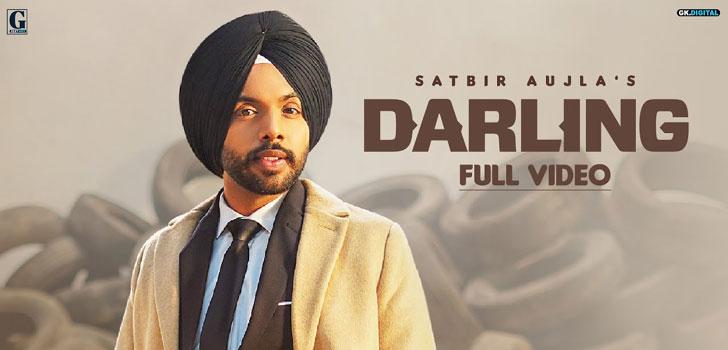 Darling Lyrics by Satbir Aujla