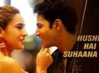 Husn Hai Suhana Lyrics by Coolie No 1