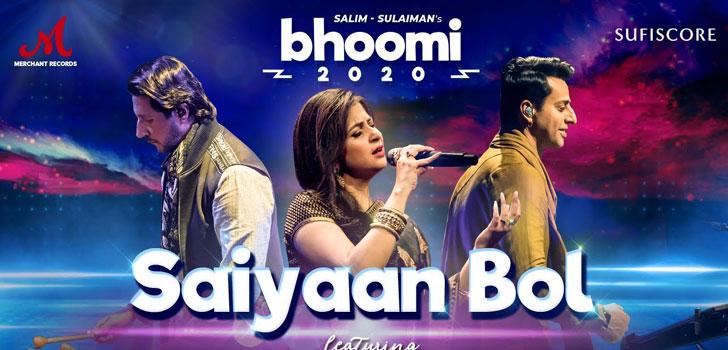 Saiyaan Bol Lyrics by Kaushiki Chakraborty