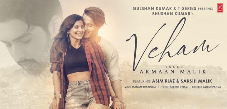 Veham Lyrics by Armaan Malik