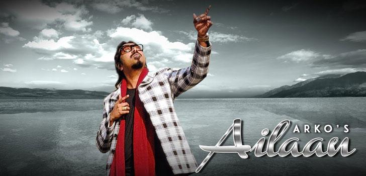 Ailaan Lyrics by Arko