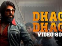Dhaga Dhaga Lyrics from KGF 2