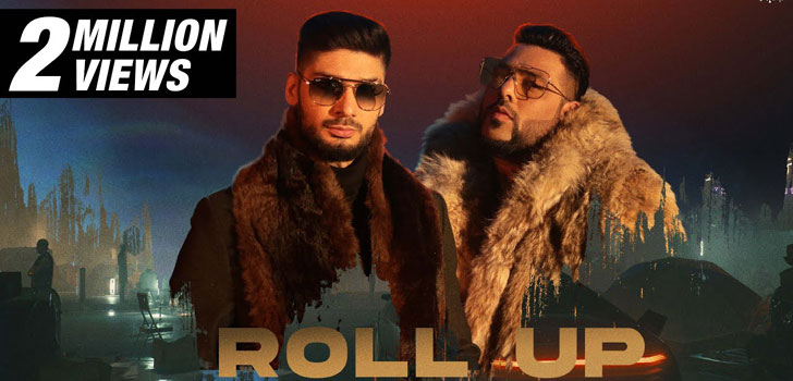 Roll Up Lyrics by Badshah and Kr$na