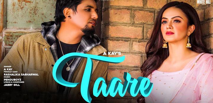 Taare Lyrics by A Kay