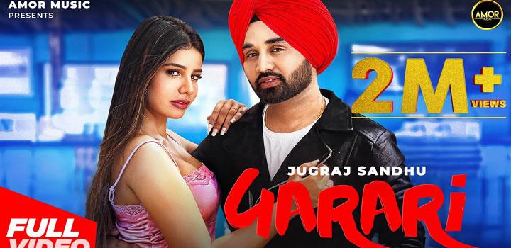 Garari Lyrics by Jugraj Sandhu