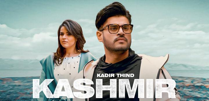 Kashmir Lyrics by Kadir Thind