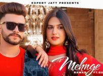 Mehnge Suit Lyrics by Nawab
