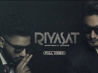 Riyasat Lyrics by Navaan Sandhu