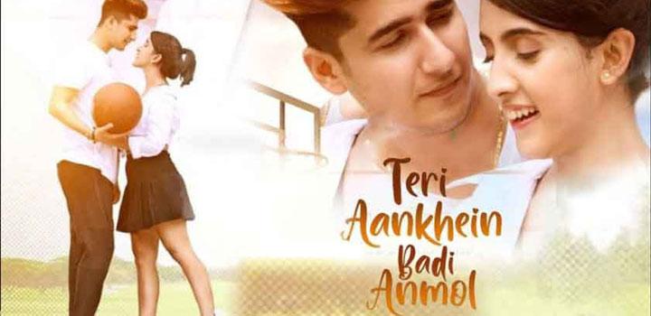 Teri Aankhein Badi Anmol Lyrics by Yasser Desai