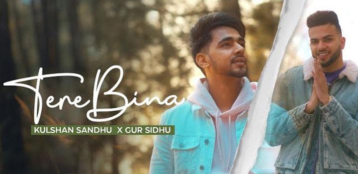 Tere Bina Lyrics by Kulshan Sandhu and Gur Sidhu