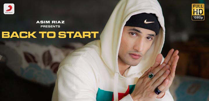 Back To Start Lyrics by Asim Riaz
