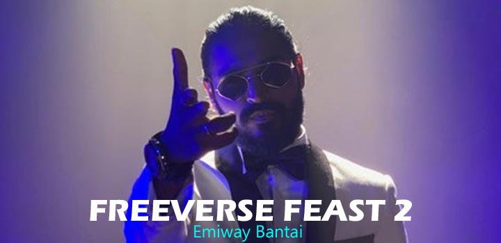 Freeverse Feast 2 Lyrics by Emiway Bantai