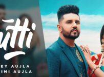 Jutti Lyrics by Money Aujla