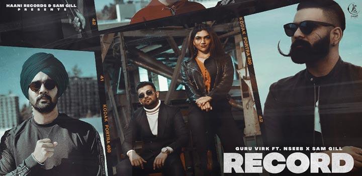 Record Lyrics by Guru Virk