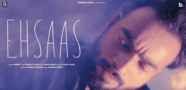 Ehsaas Lyrics by Runbir