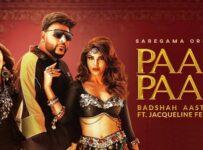 Paani Paani Lyrics by Badshah