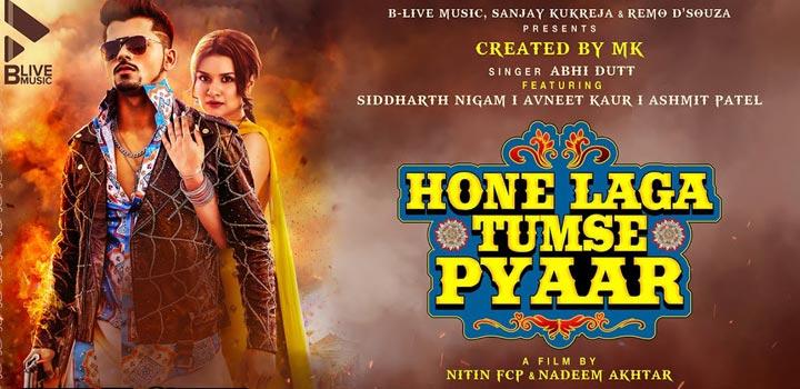 Hone Laga Tumse Pyaar Lyrics by Abhi Dutt