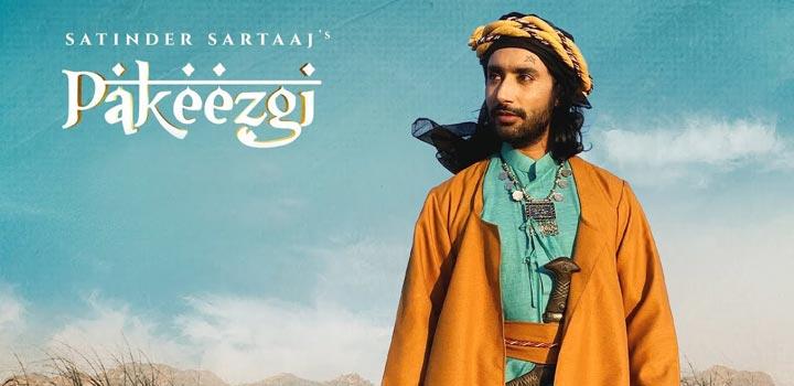 Pakeezgi Lyrics by Satinder Sartaaj