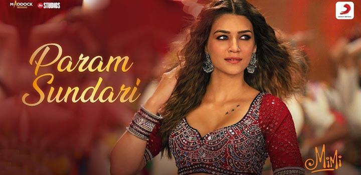 Param Sundari Lyrics from Mimi by Shreya Ghoshal