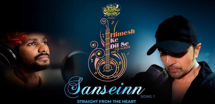 Sanseinn Lyrics by Sawai Bhatt and Himesh Reshammiya