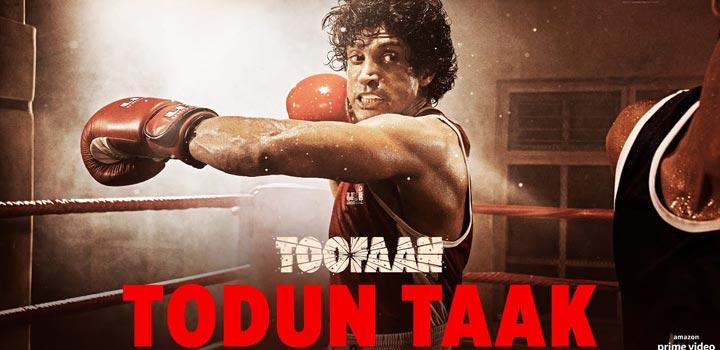 Todun Taak Lyrics from Toofaan