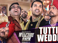 Tutti Bole Wedding Di Lyrics - Welcome Back