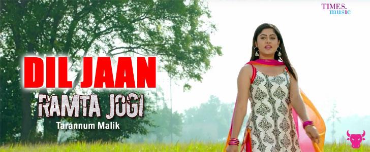 Dil Jaan Sajna lyrics from Ramta Jogi