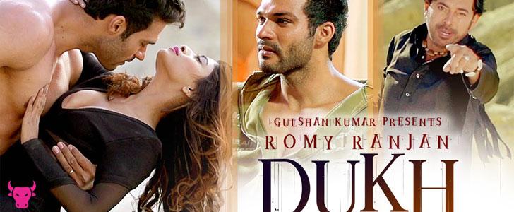 Dukh lyrics by Romy Ranjan